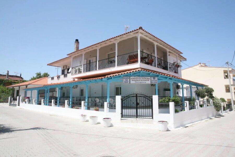 Vila GREGORY Pefkohori