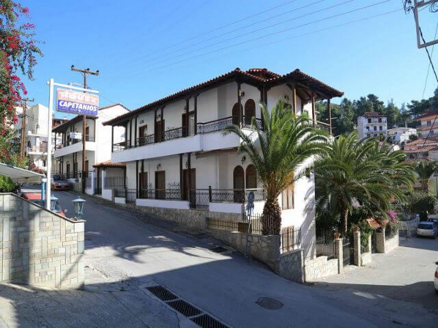 Vila TZINA Neos Marmaras