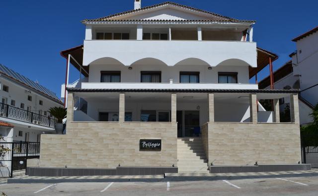 Hotel BELLAGIO BLUE Hanioti