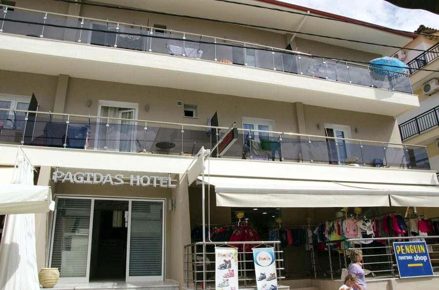 Aparthotel PAGIDAS Hanioti