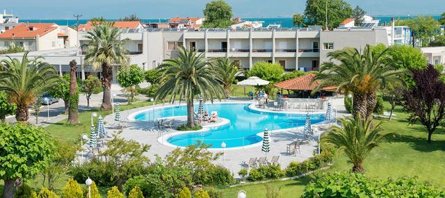 Hotel AETHRIA Limenas