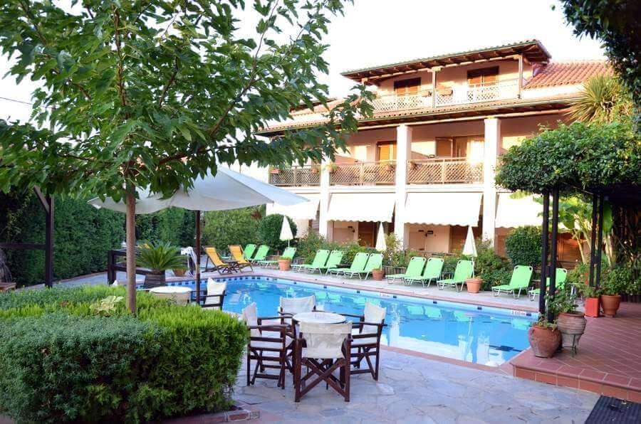 Hotel AMMON GARDEN Pefkohori