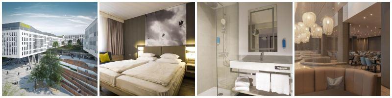 Hotel Roomz Prater Beč