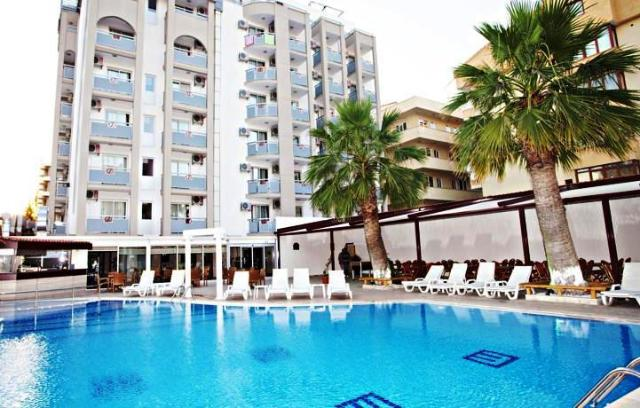 Hotel DABAKLAR Kušadasi 4*