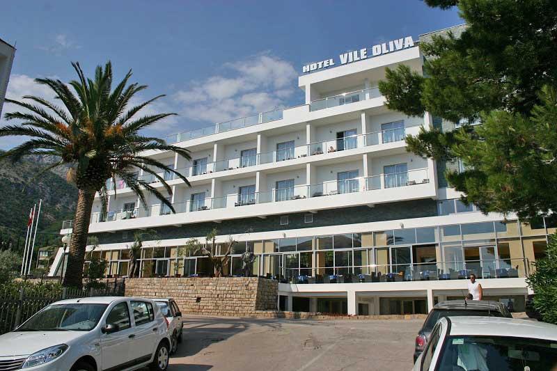 Hotel VILE OLIVA Petrovac