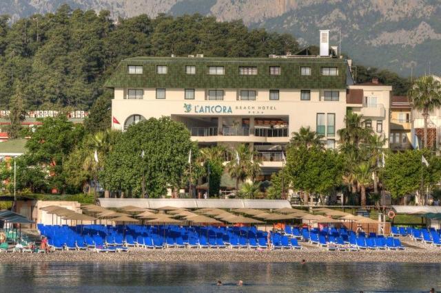 Hotel L'ANCORA BEACH Kemer 4*