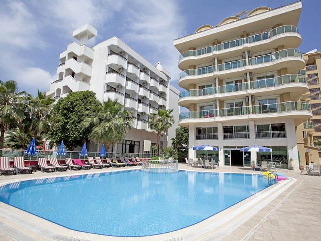 Hotel ALKAN Marmaris 3*
