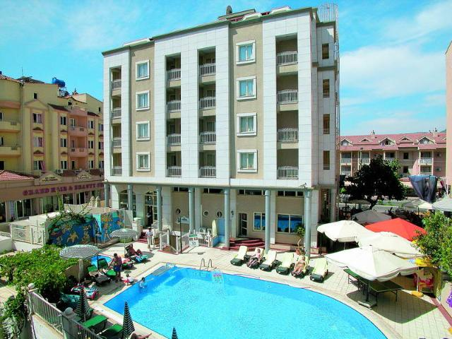 Hotel ALMENA Marmaris 3*