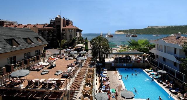 Hotel AMBASSADOR PLAZA Kemer 4*