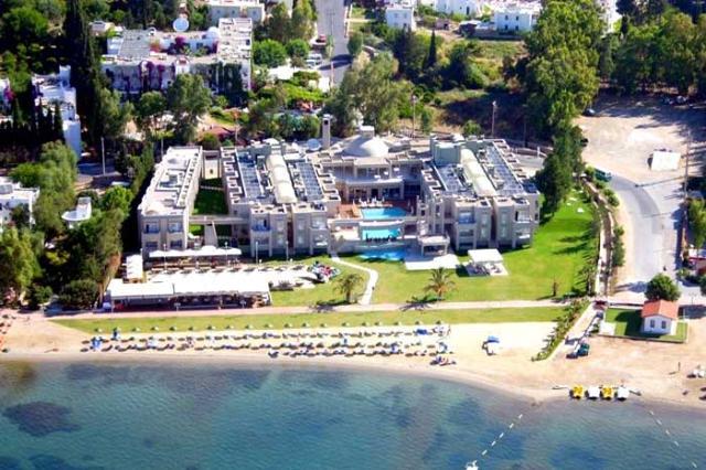 Hotel AMBROSIA Bodrum 4*