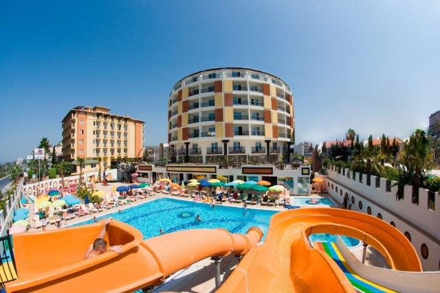 Hotel ARABELLA WORLD Alanja 4*