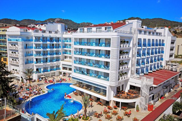 Hotel BLUE BAY PLATINUM Marmaris 5*