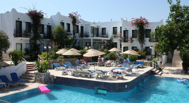Hotel BRONZE BOUTIQUE Bodrum 4*