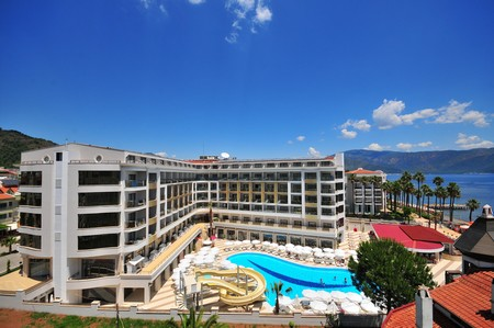 Hotel GOLDEN ROCK BEACH Marmaris 5*