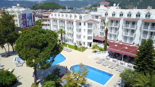 Hotel HALICI Marmaris 3*