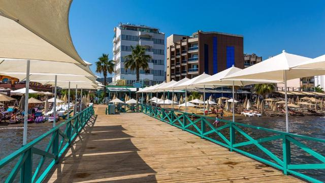 Hotel HONEYMOON BEACH Marmaris 3*