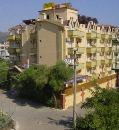 Hotel MARSYAS Marmaris 2*