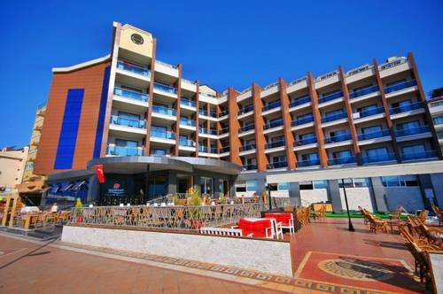 Hotel MEHTAP BEACH Marmaris 4*