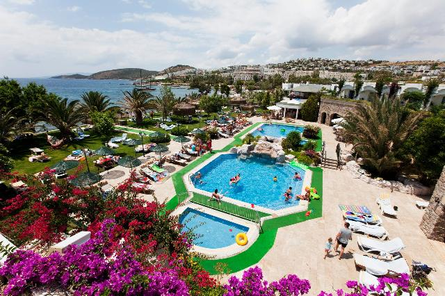 Hotel ROYAL ASARLIK BEACH Bodrum 5*