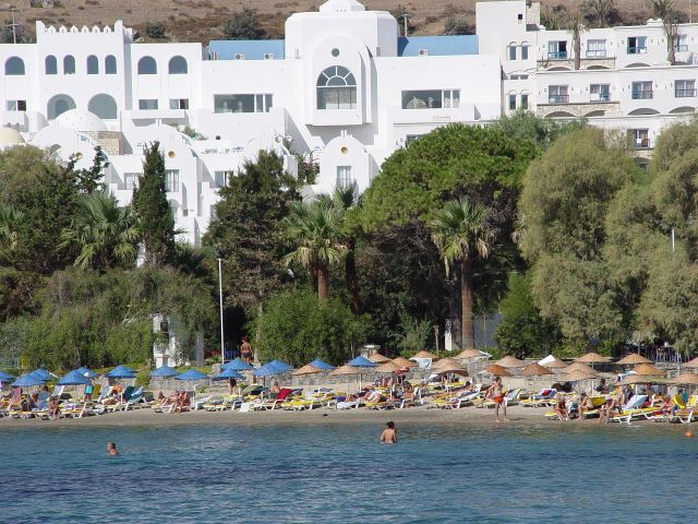 Hotel SALMAKIS RESORT SPA Bodrum 4*