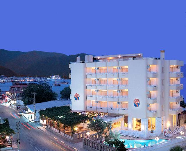 Hotel SELEN Marmaris 3*