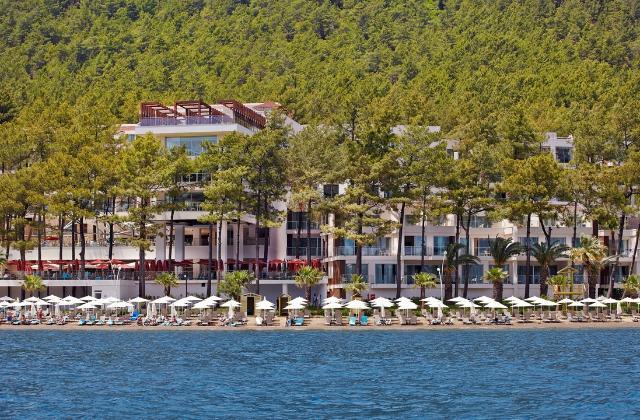 Hotel SENTIDO ORKA LOTUS BEACH Marmaris 5*