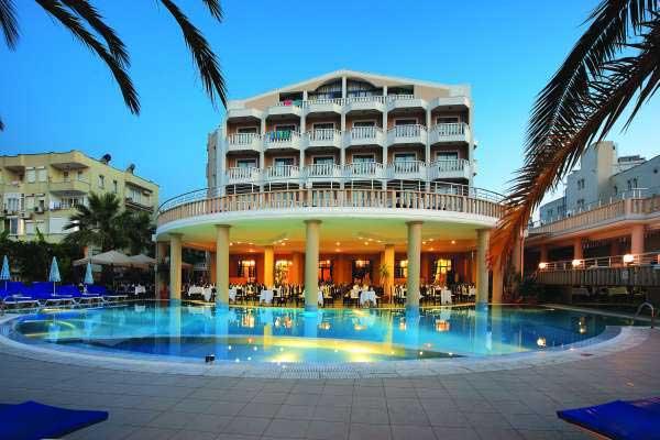 Hotel SENTIDO ORKA NERGIS BEACH Marmaris 4*