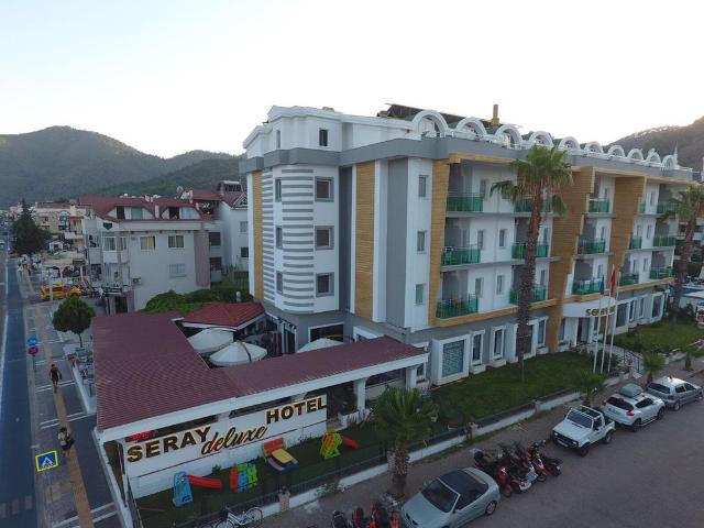 Hotel SERAY Marmaris 4*
