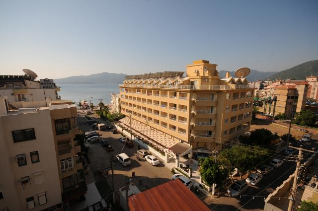 Hotel MERT SEA SIDE Marmaris 3*
