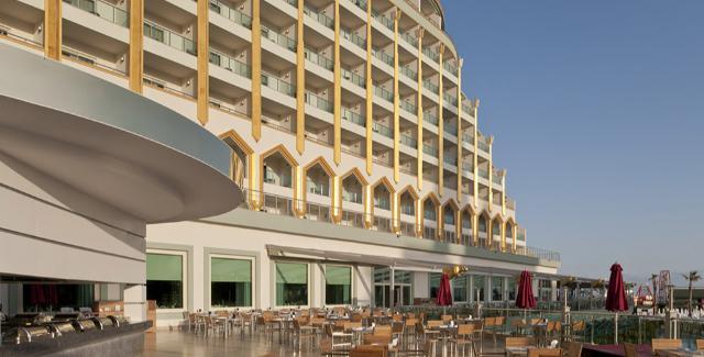 Hotel DELPHIN IMPERIAL Antalija 5*