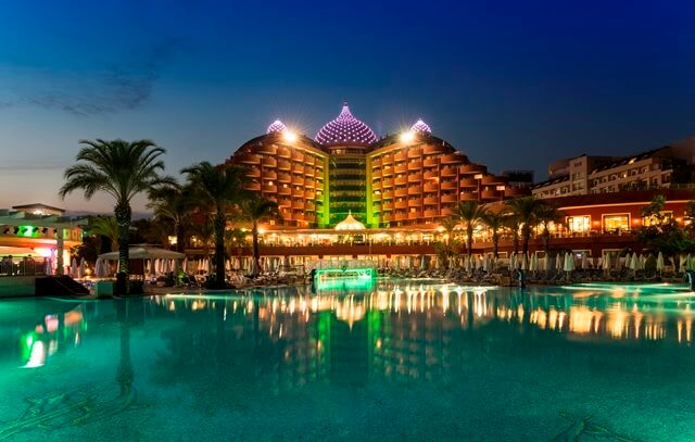 Hotel DELPHIN PALACE Antalija 5*
