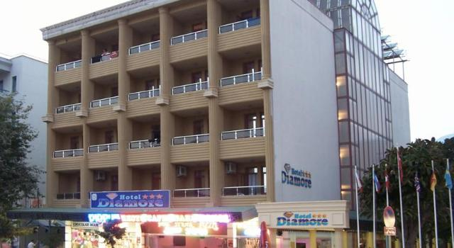 Hotel DIAMORE Alanja