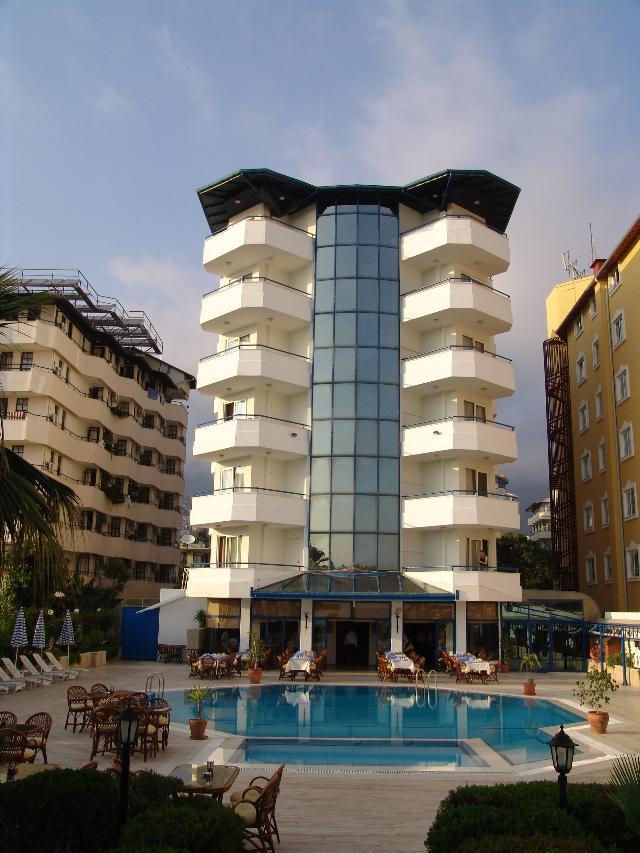 Hotel ELYSEE BEACH Alanja 3*