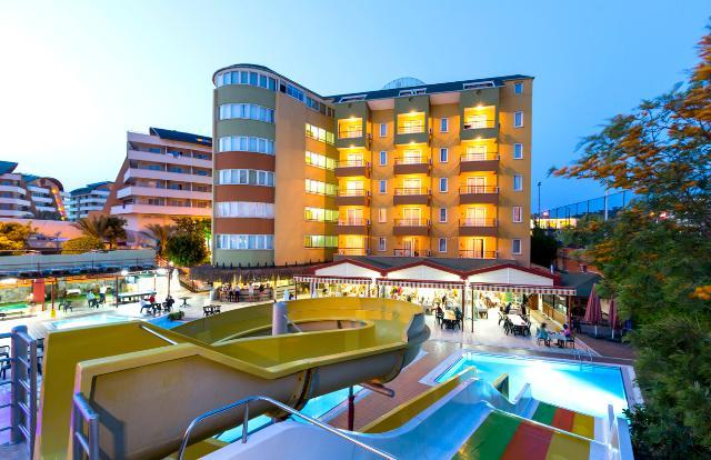 Hotel MAGNOLIA Alanja 4*