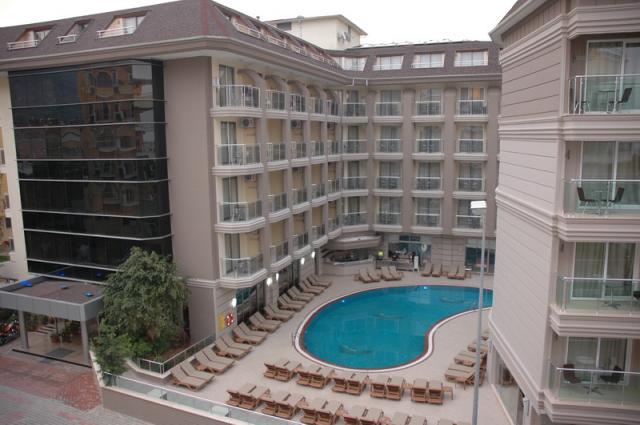 Hotel SULTAN SIPAHI RESORT Alanja 4*