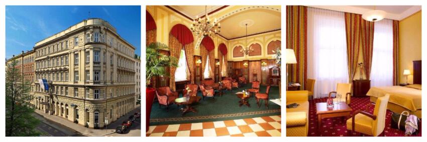 Hotel Bellevue Bec