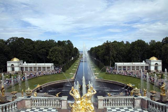 Sankt Peterburg Rusija