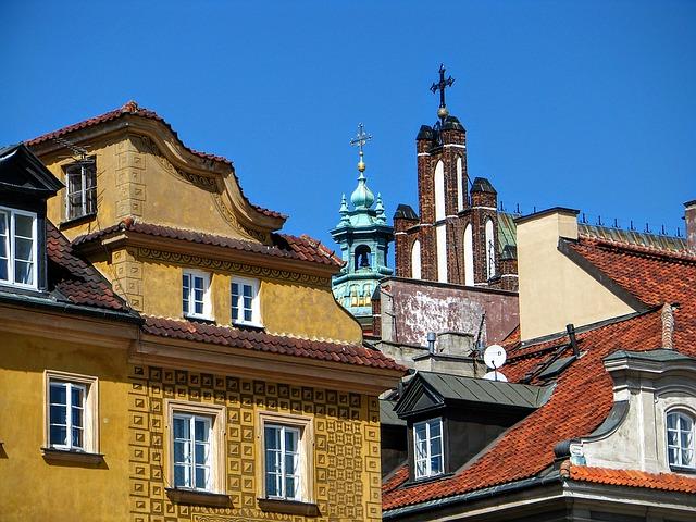 Varšava Poljska