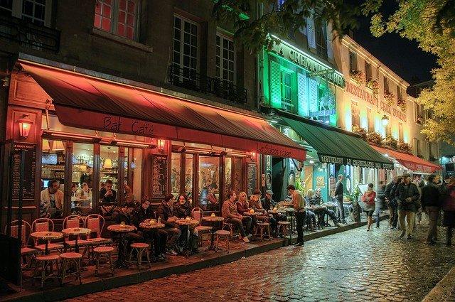 Nova godina PARIZ