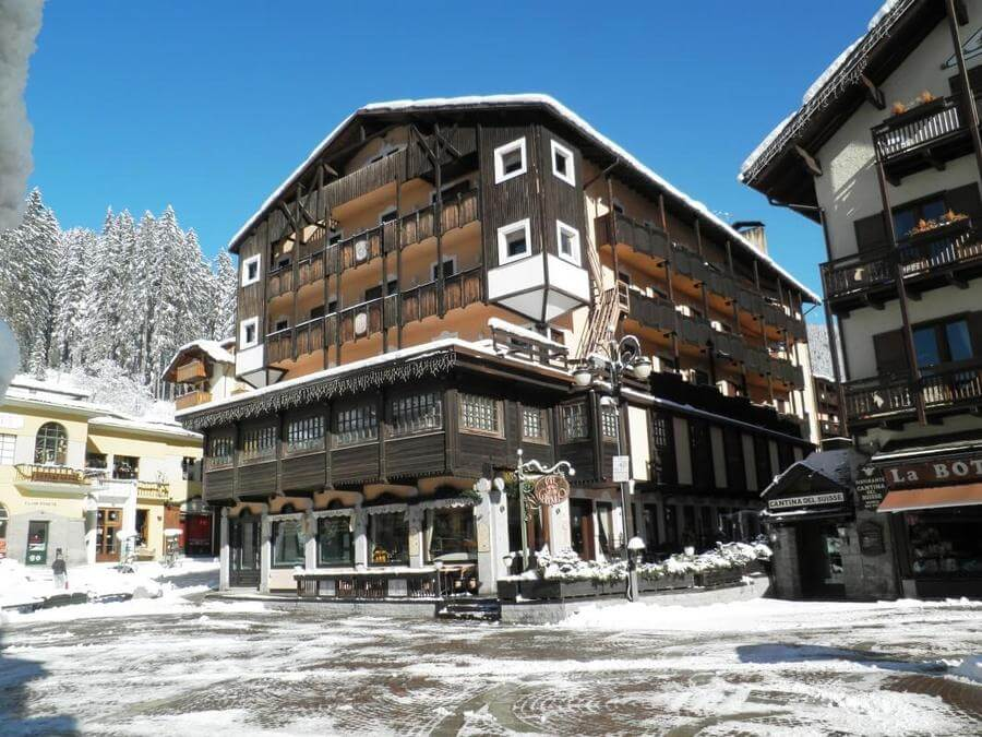Hotel RESIDENCE SPORT CAMPIGLIO Madona di Campiglio