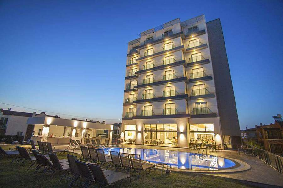 Hotel MUSHO Sarimsakli 4*