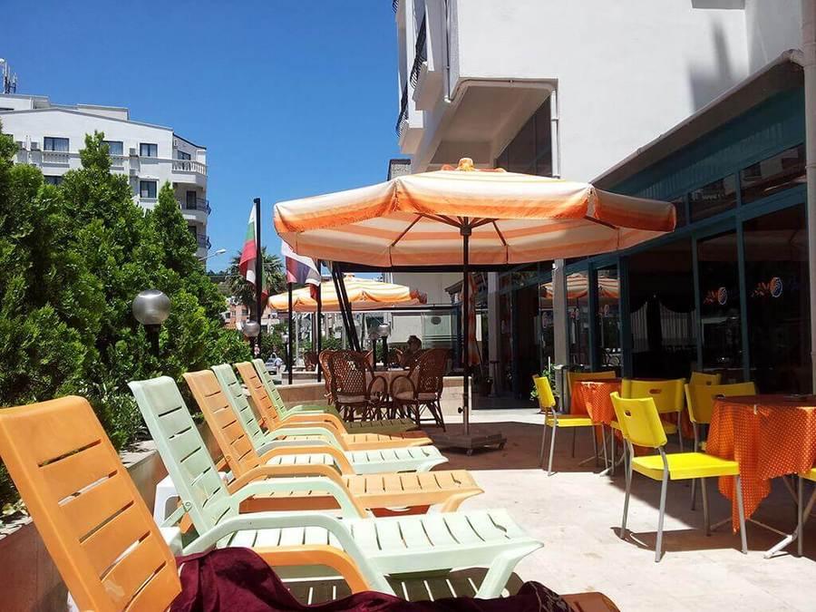 Hotel SEZER Sarimsakli 3*