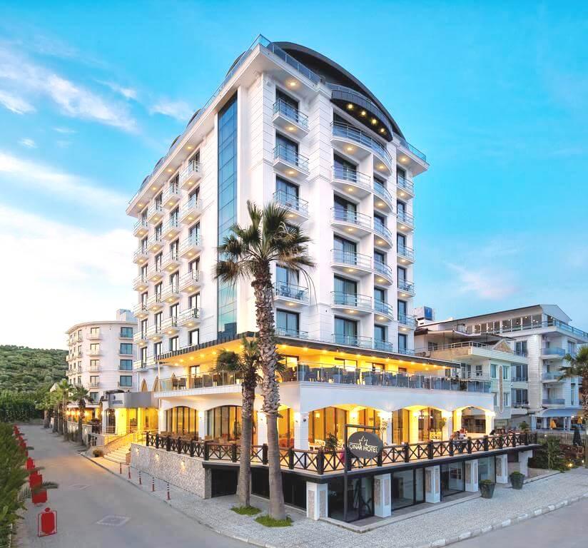 Hotel CINAR Sarimsakli 3*