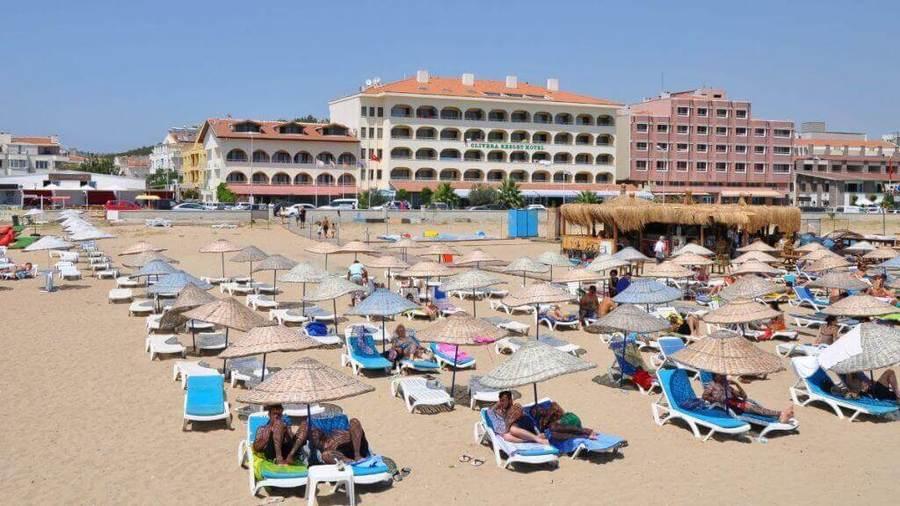 Hotel OLIVERA Sarimsakli 3*