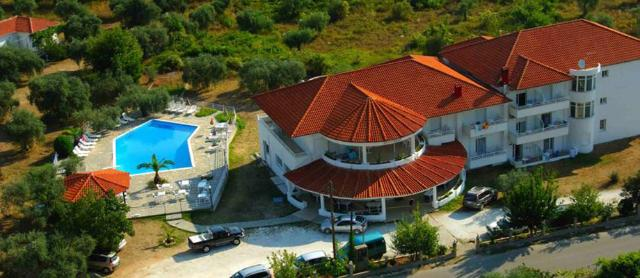Hotel ACHILLION Skala Potamia 3*