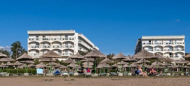 Hotel APOLLO BEACH Rodos 4*