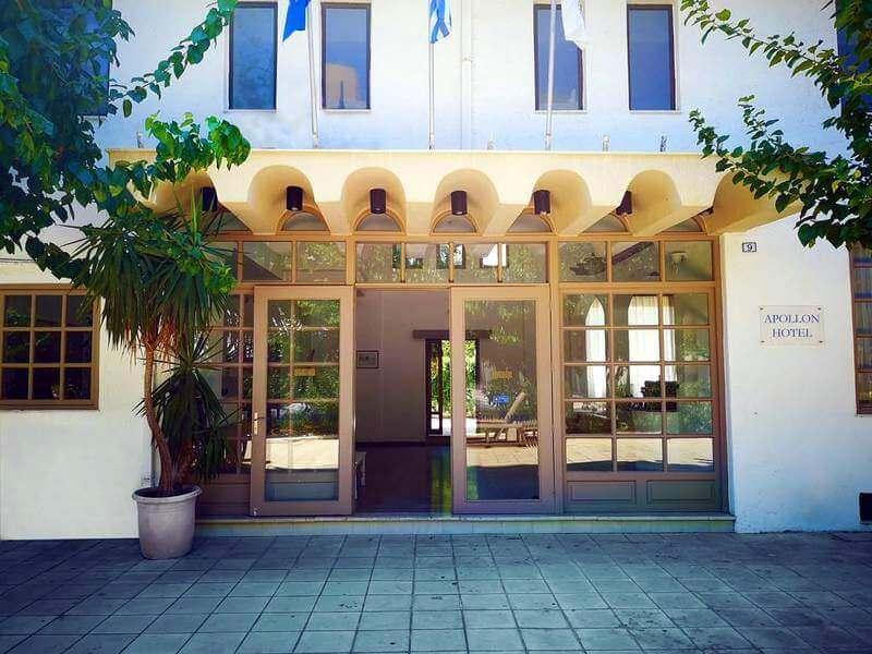 Hotel APOLLON Agios Nikolaos 3*