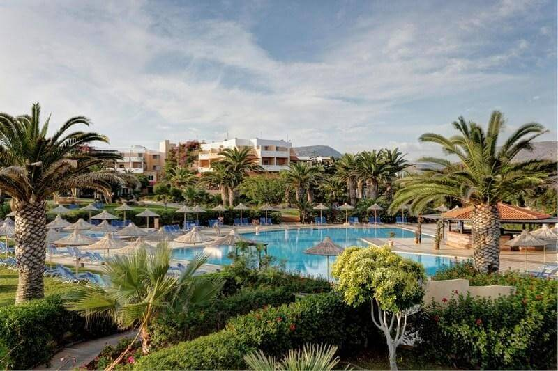 Hotel ANISSA BEACH Anisaras 4*