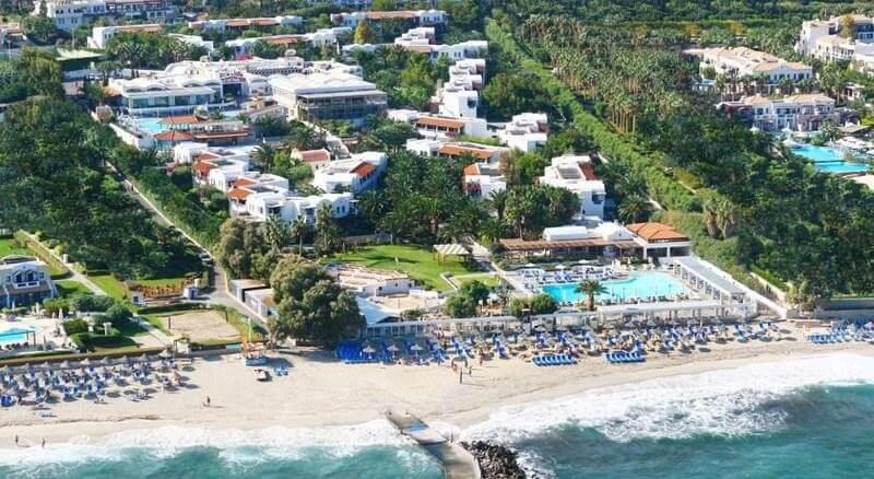 Hotel ANNABELLE BEACH RESORT Anisaras 4*