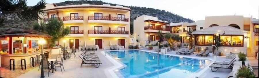 Hotel CACTUS BEACH Stalida 4*